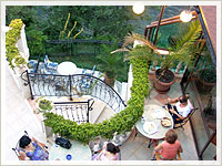 Ресторант Континентал - градина