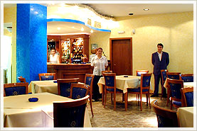 Ресторант Континентал - закрита зала